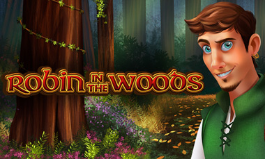 Robin in the Woods big paying gaming slot
