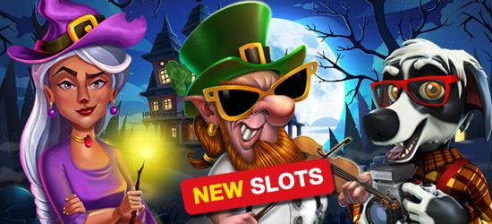 New Gaming slots Now Live at Lionslots online casino