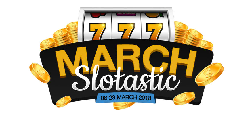 march slotastic online slots promo